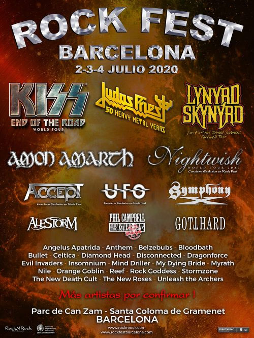 ROCK FEST 2020 KISS, LYNYRD, JUDAS, UFO, Amon Amarth,Accept, Nightwish... - Página 14 Cartel35