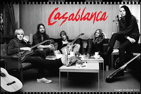 CASABLANCA - El grupo, no la película ni la ciudad ni el piso de Obama ni el trío de Madrid ni el sello discográfico - Página 8 Casabl10