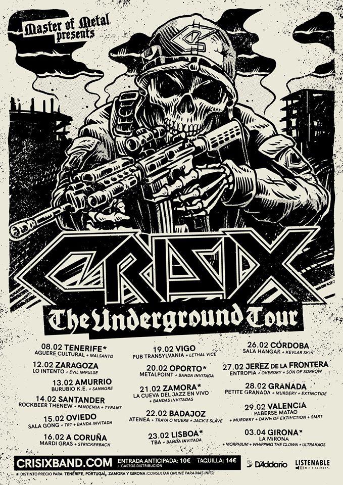 Agenda de giras, conciertos y festivales - Página 19 Crixx10