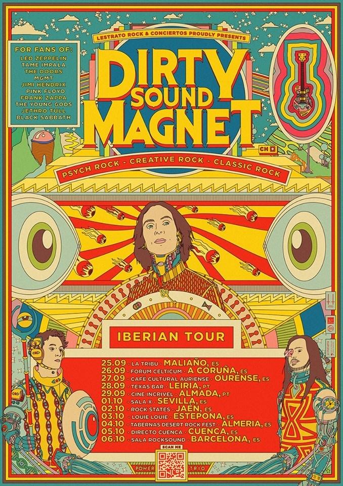 Agenda de giras, conciertos y festivales - Página 10 Dirty10