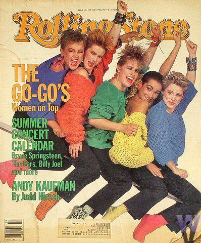 The Go-Go's - Tenemos el ritmo Gogos10
