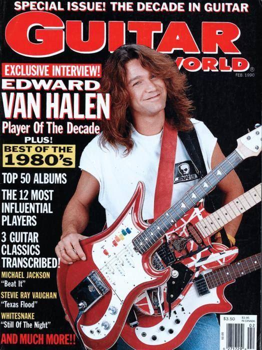EDDIE VAN BASTEN, DAVIDS LEE ROTH... VAN HALEN BEGINS - Página 4 Guitar17