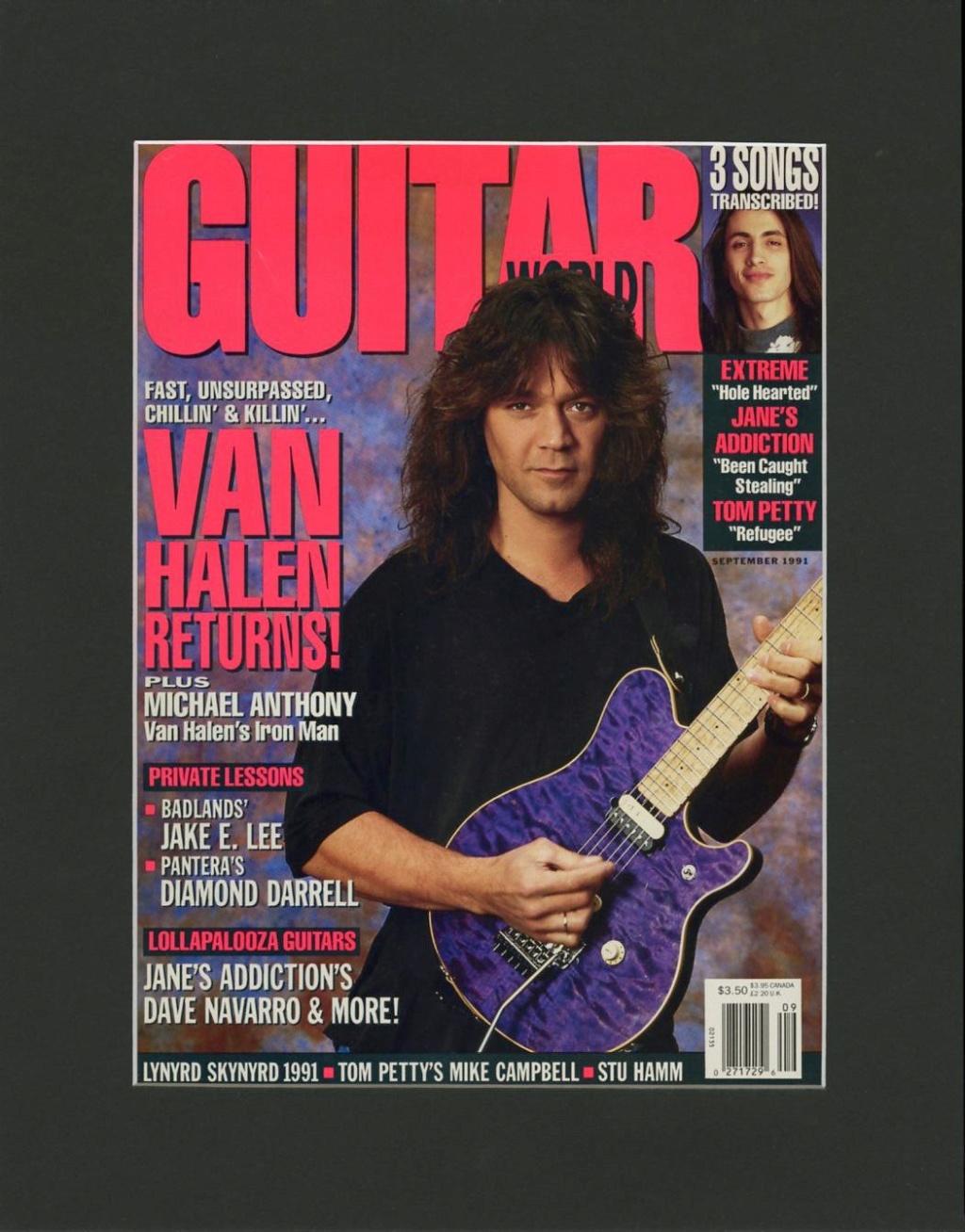 EDDIE VAN BASTEN, DAVIDS LEE ROTH... VAN HALEN BEGINS - Página 4 Guitar18