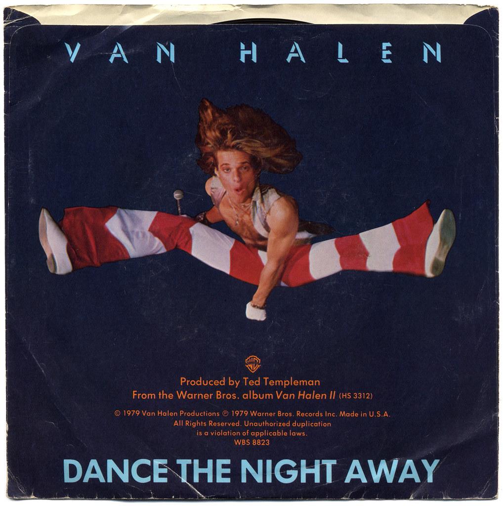 EDDIE VAN BASTEN, DAVIDS LEE ROTH... VAN HALEN BEGINS Halen_15