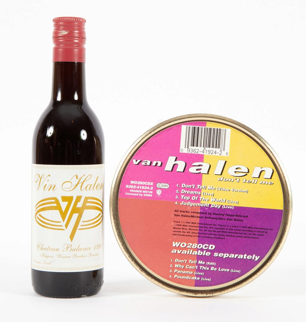 EDDIE VAN BASTEN, DAVIDS LEE ROTH... VAN HALEN BEGINS Halen_16