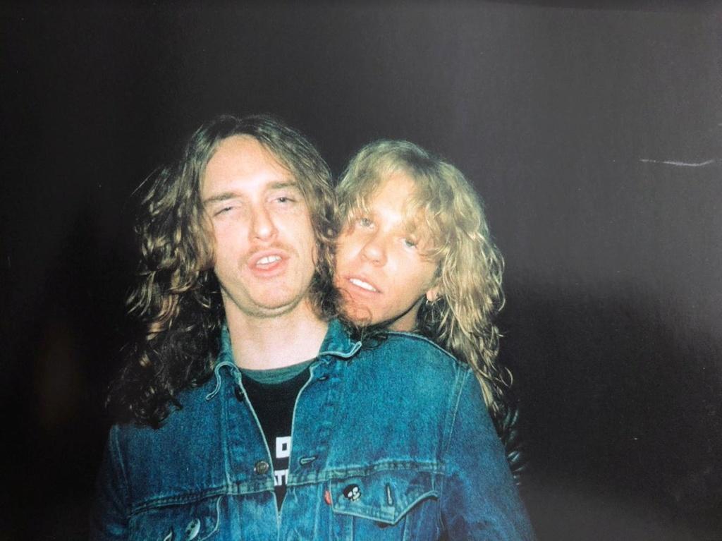 Metallica. Furia, sonido y velocidad - Página 4 James10
