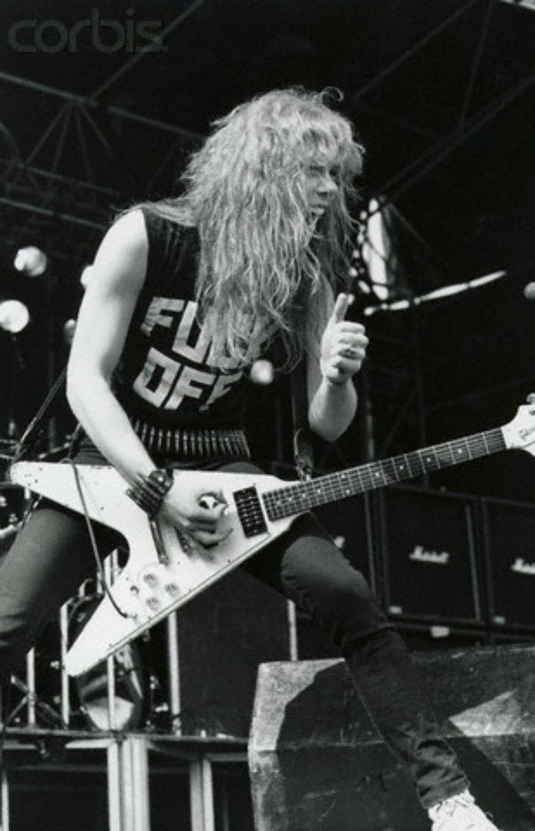 Metallica. Furia, sonido y velocidad - Página 6 James11