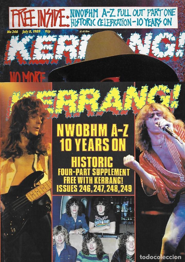 75 ESENCIALES DE LA NWOBHM: 46 - WARFARE - Página 2 Kerran16