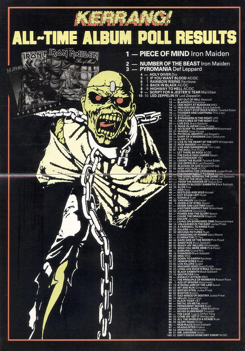 75 ESENCIALES DE LA NWOBHM: 46 - WARFARE - Página 2 Kerran18