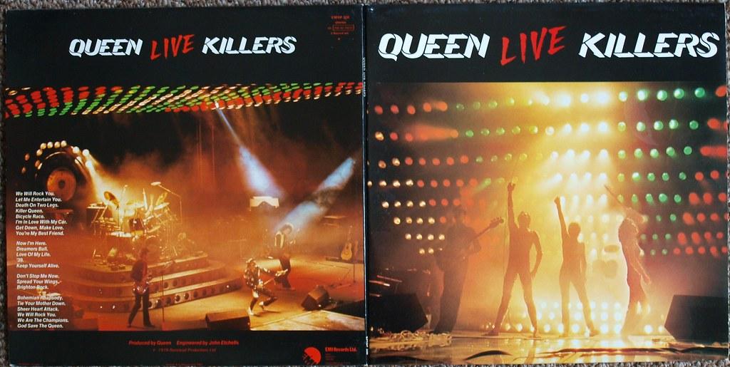 Los diez mejores discos en directo Kileer10