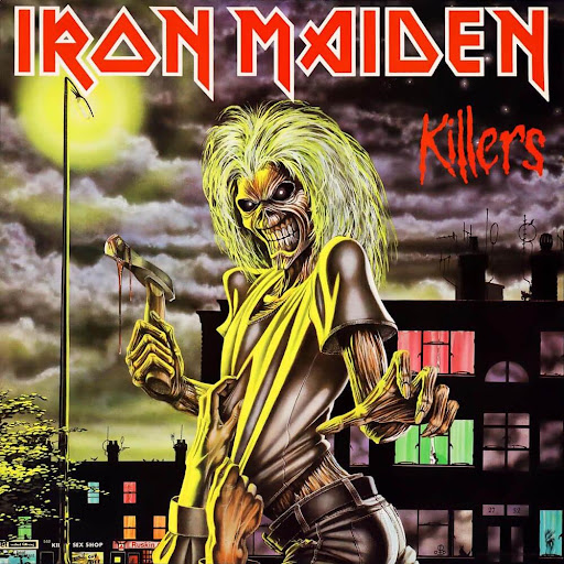 Iron Maiden - Senjutsu (2021) - Página 11 Killer13