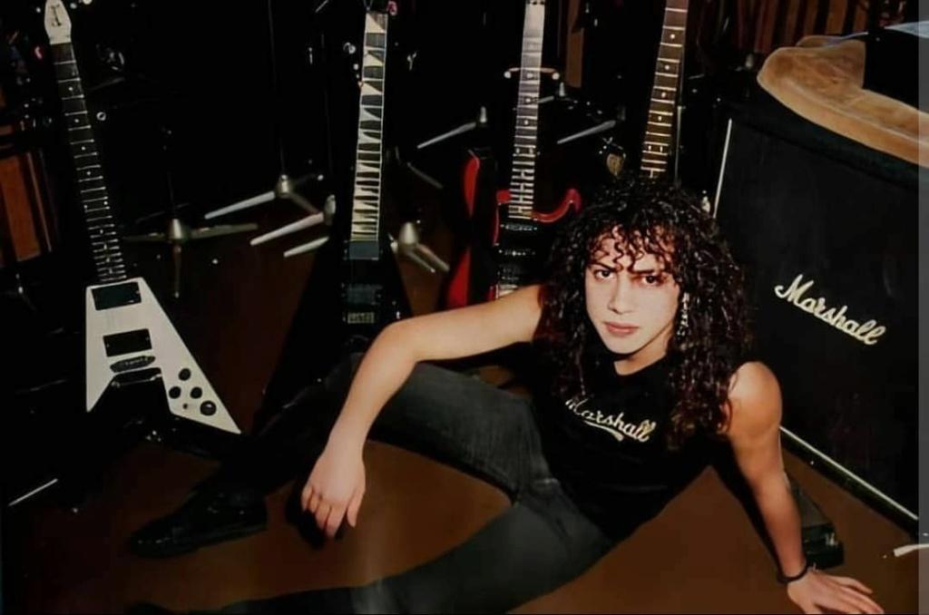 Metallica. Furia, sonido y velocidad - Página 20 Kirk14