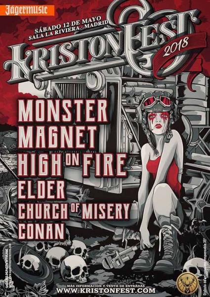 Monster Magnet - A Better Dystopia (2021) Kristo10