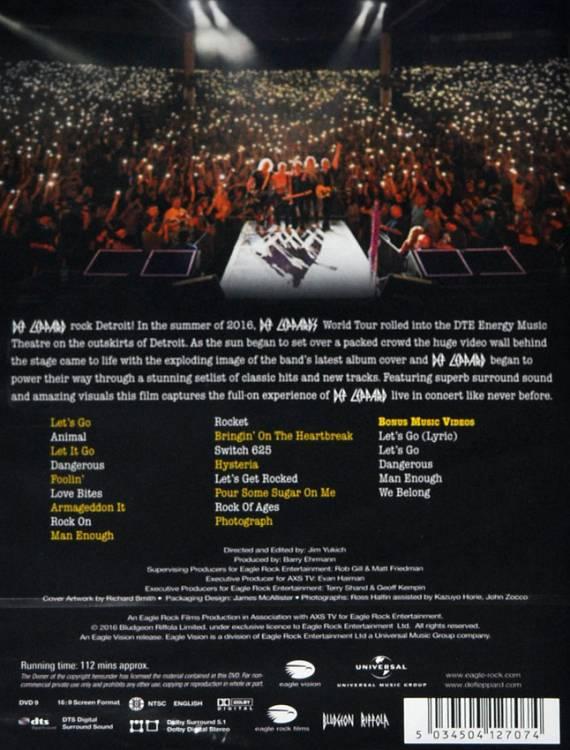 CRÓNICAS DEL LEOPARDO SORDO - XXV Viva Def Leppard!  - Página 3 Live_811