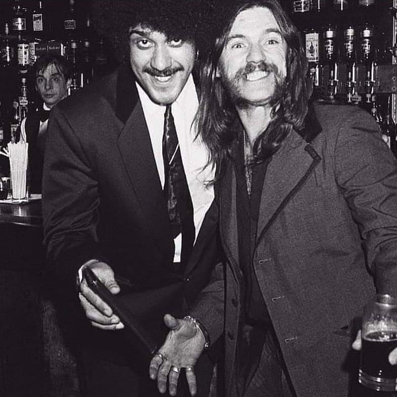 Tus fotos favoritas de los dioses del rock, o algo - Página 8 Lynor10