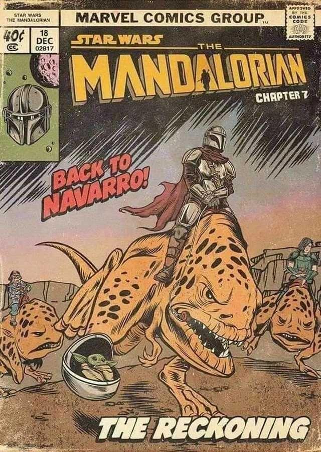 The Mandalorian o lo que viene siendo: Star Wars BIEN. - Página 7 Manda10