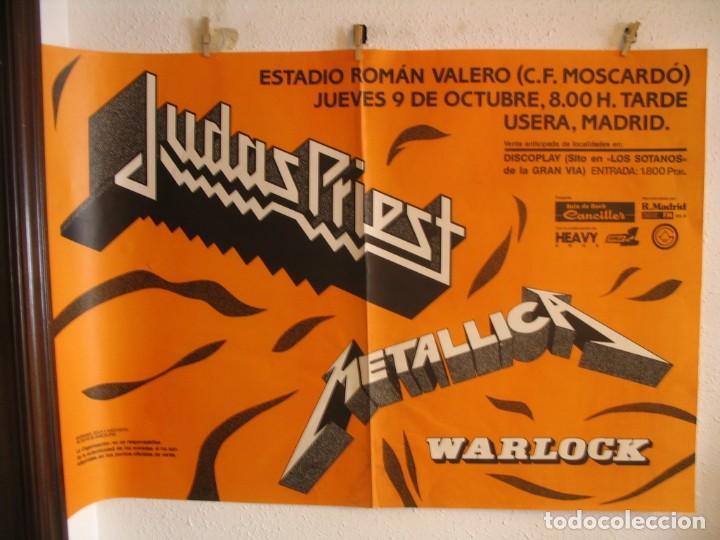 Metallica. Furia, sonido y velocidad Metal14