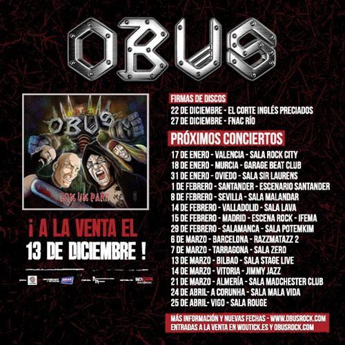 Agenda de giras, conciertos y festivales - Página 17 Obus11