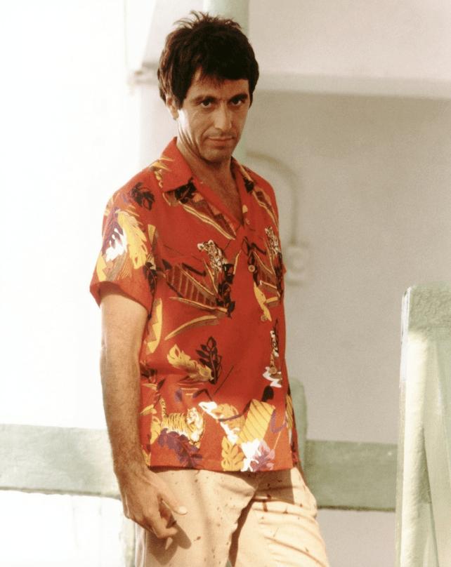 Camisas estampadas, ¿son de gilipollas? - Página 2 Pacino10