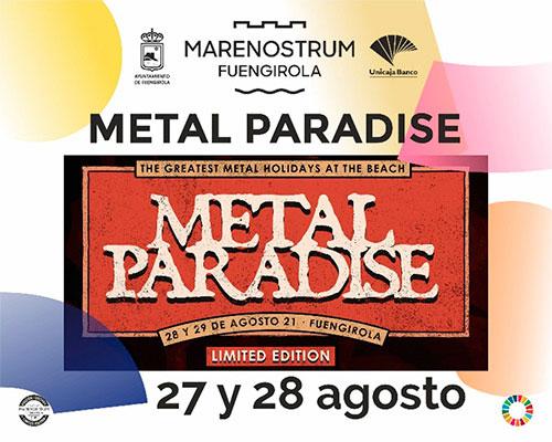 Resurrection Fest Estrella Galicia 2021. (2 - 5 Junio) System of a Down, Deftones, KoRn - Página 7 Paradi10