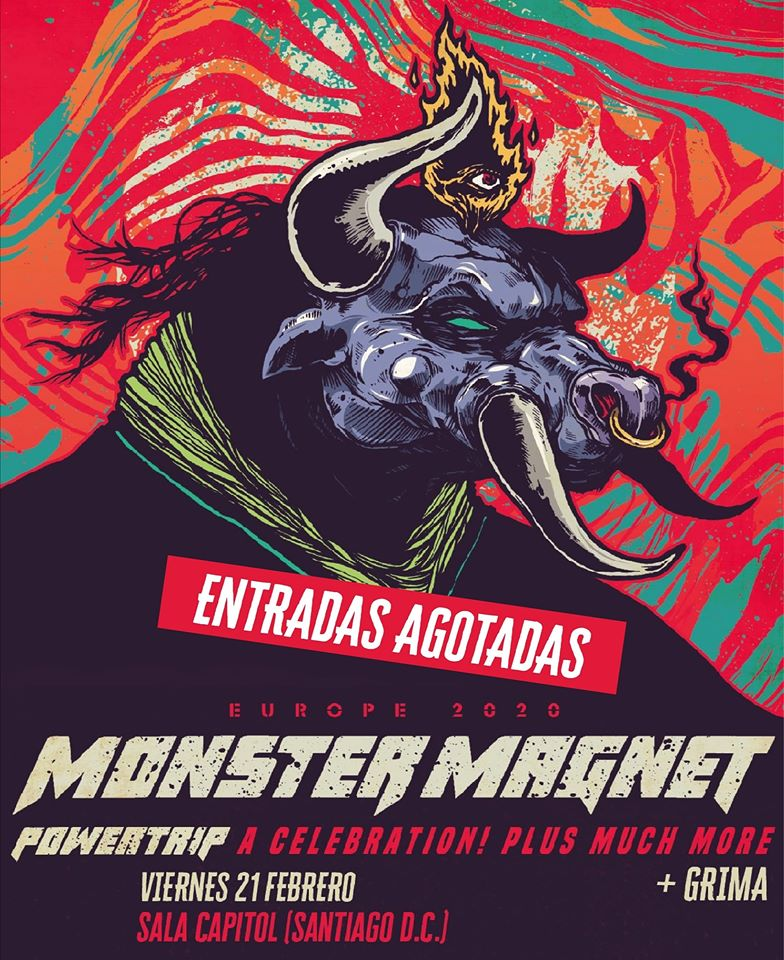 Monster Magnet - A Better Dystopia (2021) Poster74