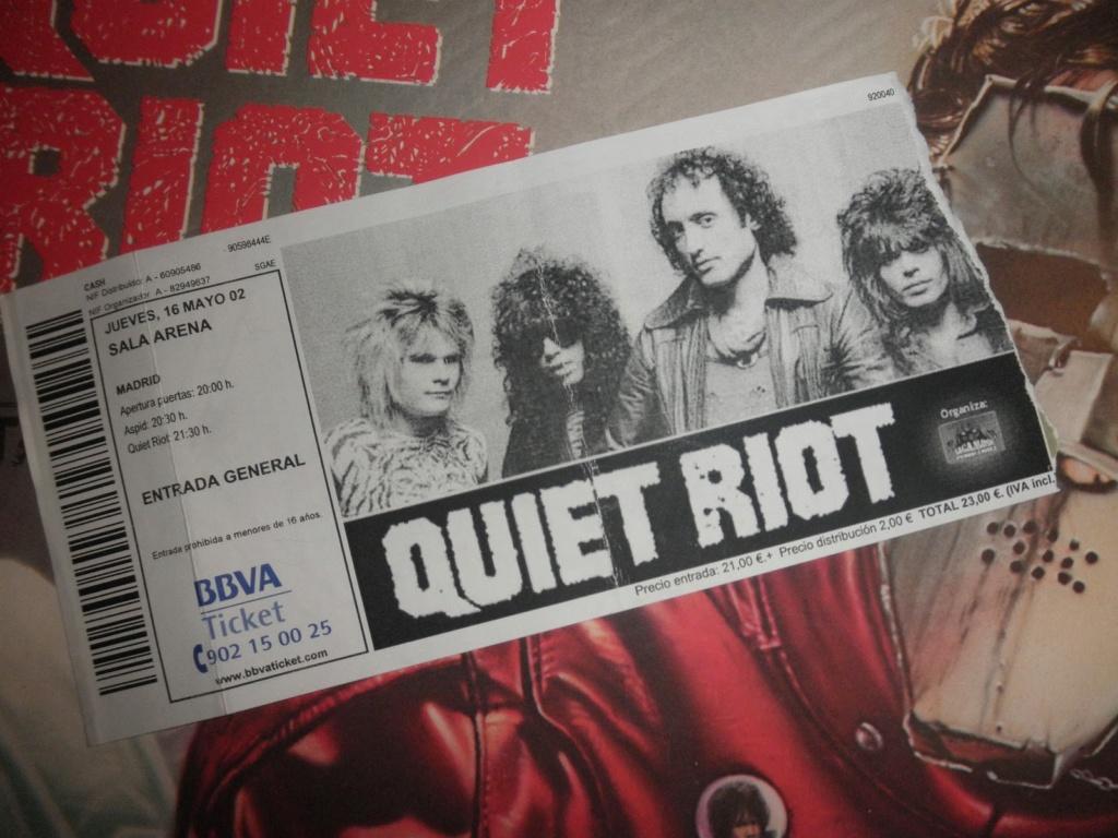 Quiet Riot: Road Range (2017) Quiet10