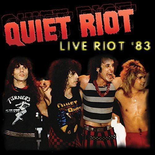 Quiet Riot: Road Range (2017) Quiet11