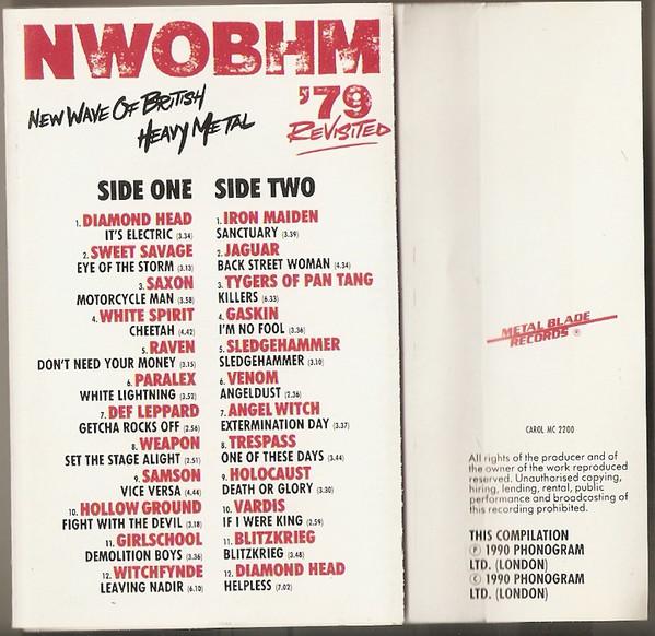75 ESENCIALES DE LA NWOBHM: 46 - WARFARE - Página 2 Recop_10