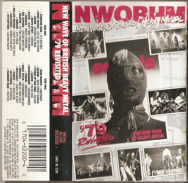 75 ESENCIALES DE LA NWOBHM: 46 - WARFARE - Página 2 Recopi11