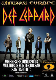 CRÓNICAS DEL LEOPARDO SORDO - XXV Viva Def Leppard!  Santia11
