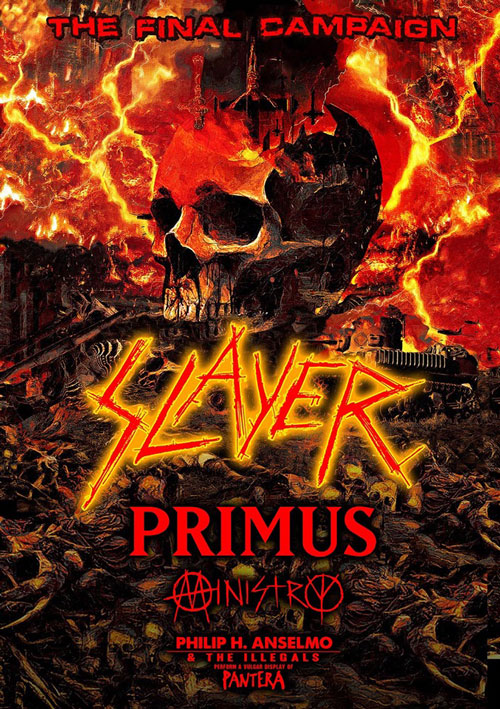 RESURRECTION FEST 2020 (1-4 / 7 /20) - Página 3 Slayer10