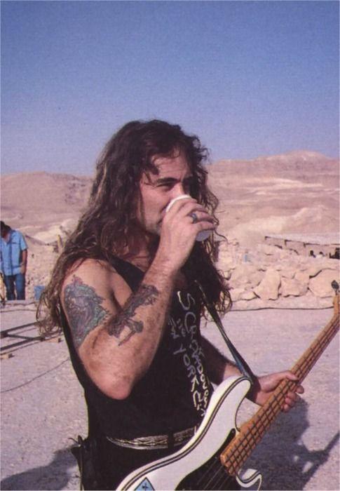 Iron Maiden - Senjutsu (2021) - Página 18 Steve18
