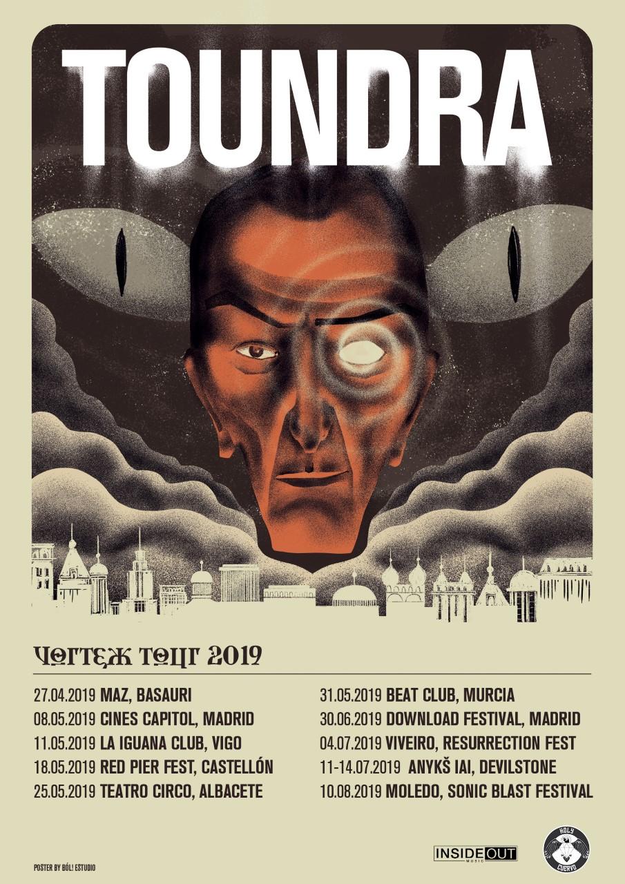 Agenda de giras, conciertos y festivales - Página 18 Toundr10