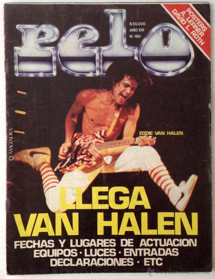 EDDIE VAN BASTEN, DAVIDS LEE ROTH... VAN HALEN BEGINS - Página 5 Van_ha22
