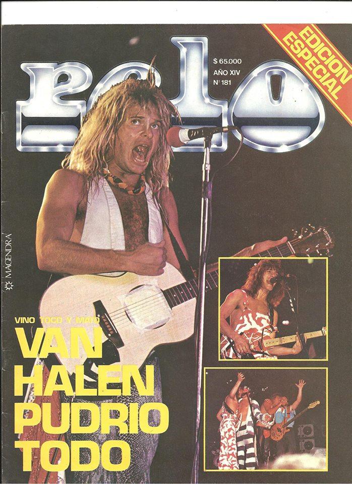 EDDIE VAN BASTEN, DAVIDS LEE ROTH... VAN HALEN BEGINS - Página 5 Van_ha23