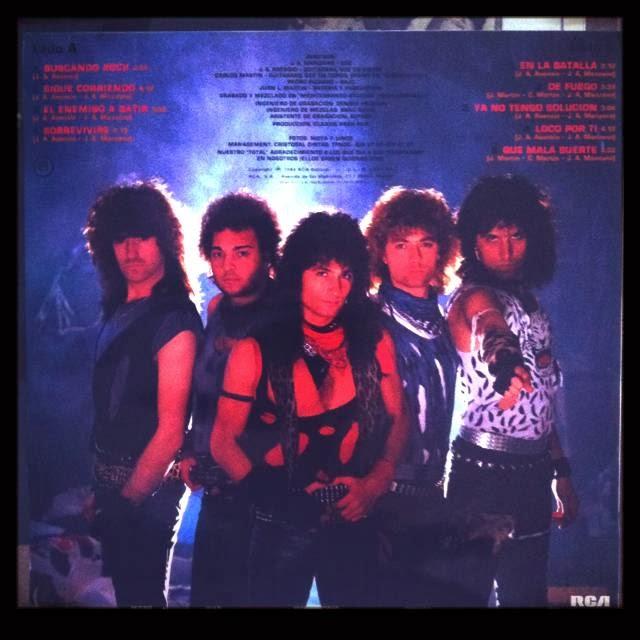 HEAVY ESPAÑOL 80'S. (Solo para fans).  - Página 14 Zero10