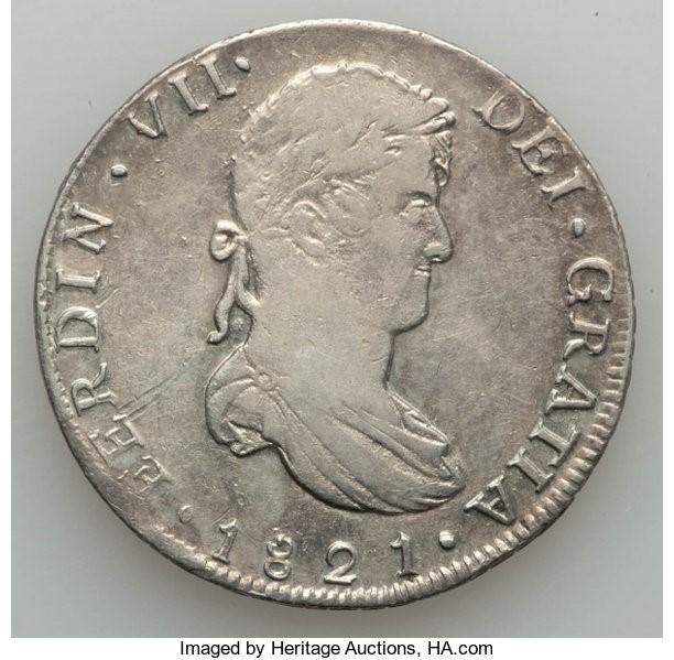 8 Reales 1821. Fernando VII. Guanajuato JM - Página 2 A32