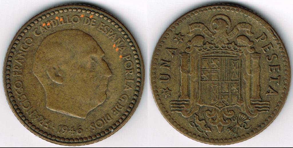 1 Peseta 1946 (*19-48). Estado español - Página 2 A46