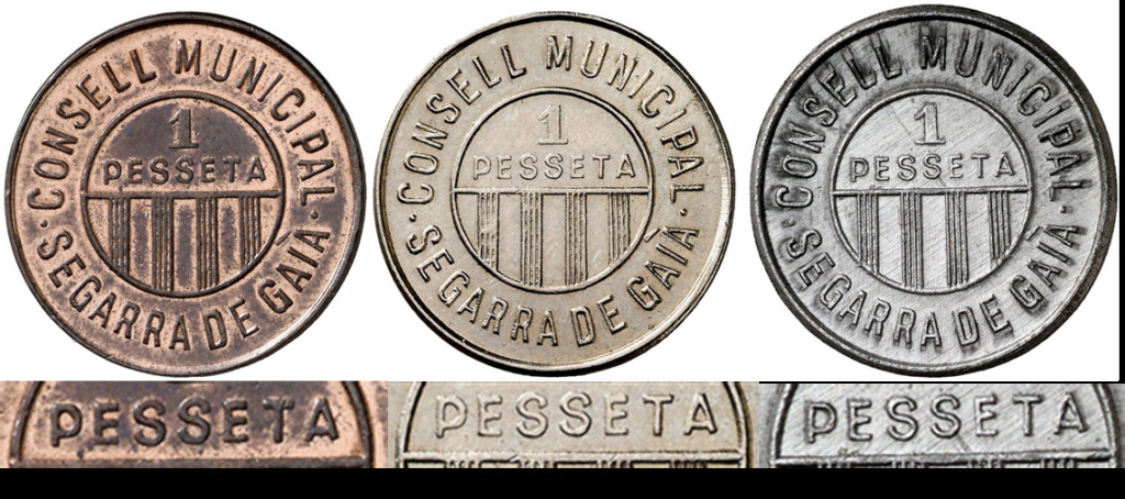1 Pesseta Consejo Municipal de Segarra de Gaià - Página 2 A54