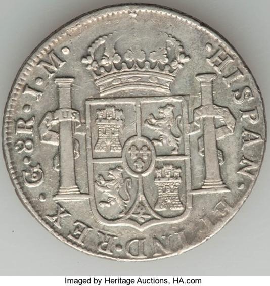 8 Reales 1821. Fernando VII. Guanajuato JM - Página 2 Aa38