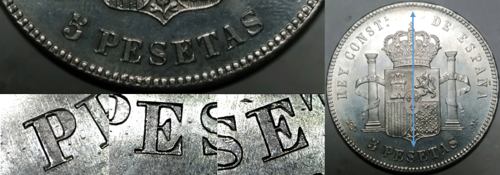 5 Pesetas 1885 (*18 *87 ). Alfonso XII. MSM - Página 2 Aaaa11