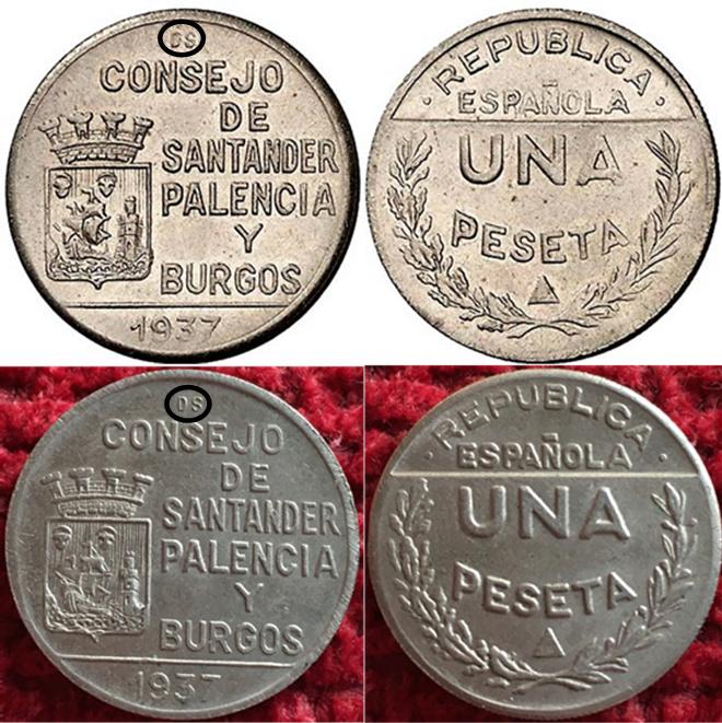 1 peseta 1937 Consejo de Santander, Palencia y Burgos, ¿que conservación tiene? C11