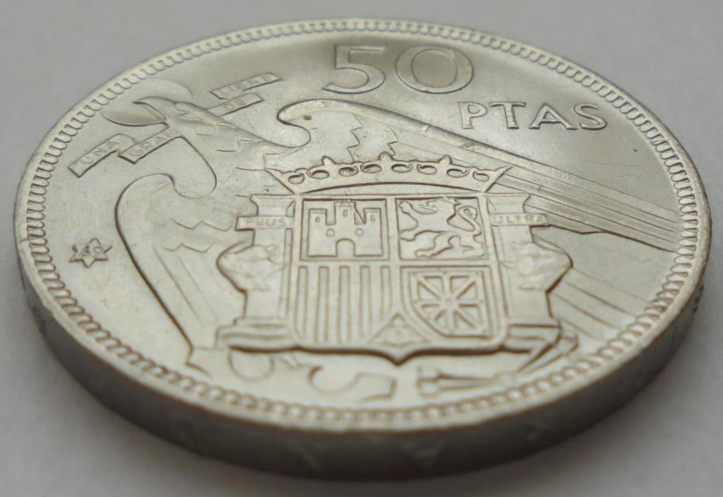 50 pesetas 1969 (*69). Estado Español Dsc07922