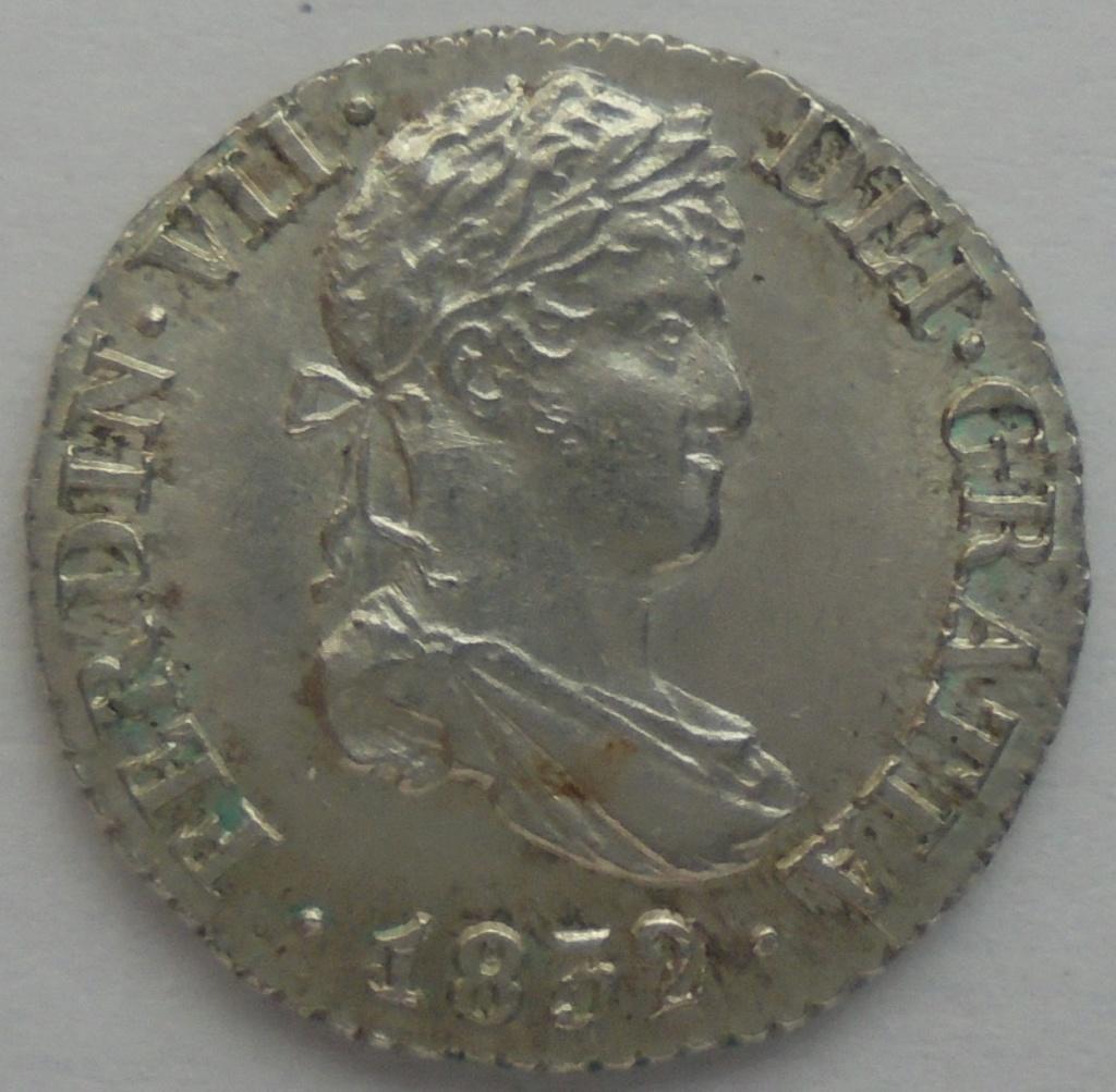 1/2 real 1832 Fernando VII. Sevilla Dsc09010