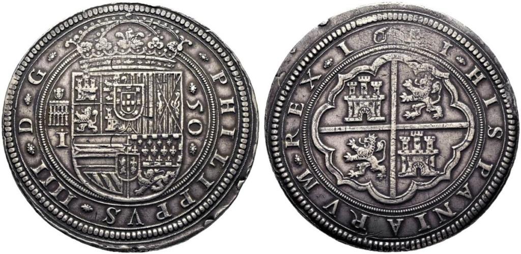 8 Reales de Felipe V de 1709, Madrid (Tipo macuquina). - Página 2 Felipe10