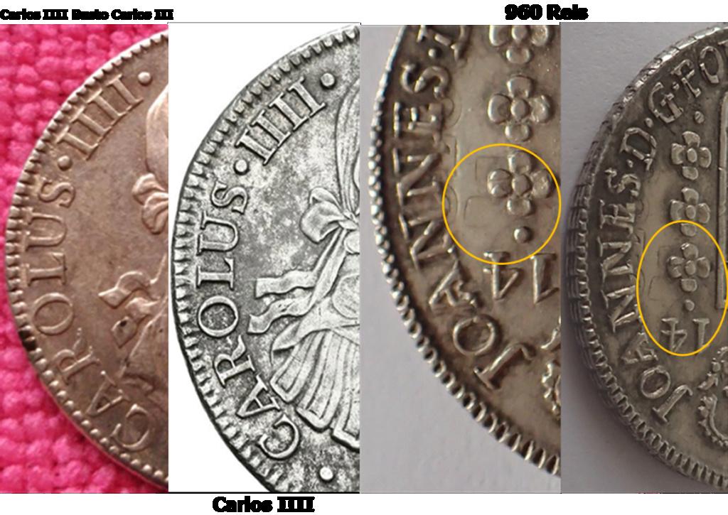 960 Reis 1814. Joao VI. Brasil. - Página 2 J12