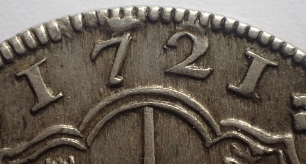 2 Reales 1721.felipe V. Madrid P1240216