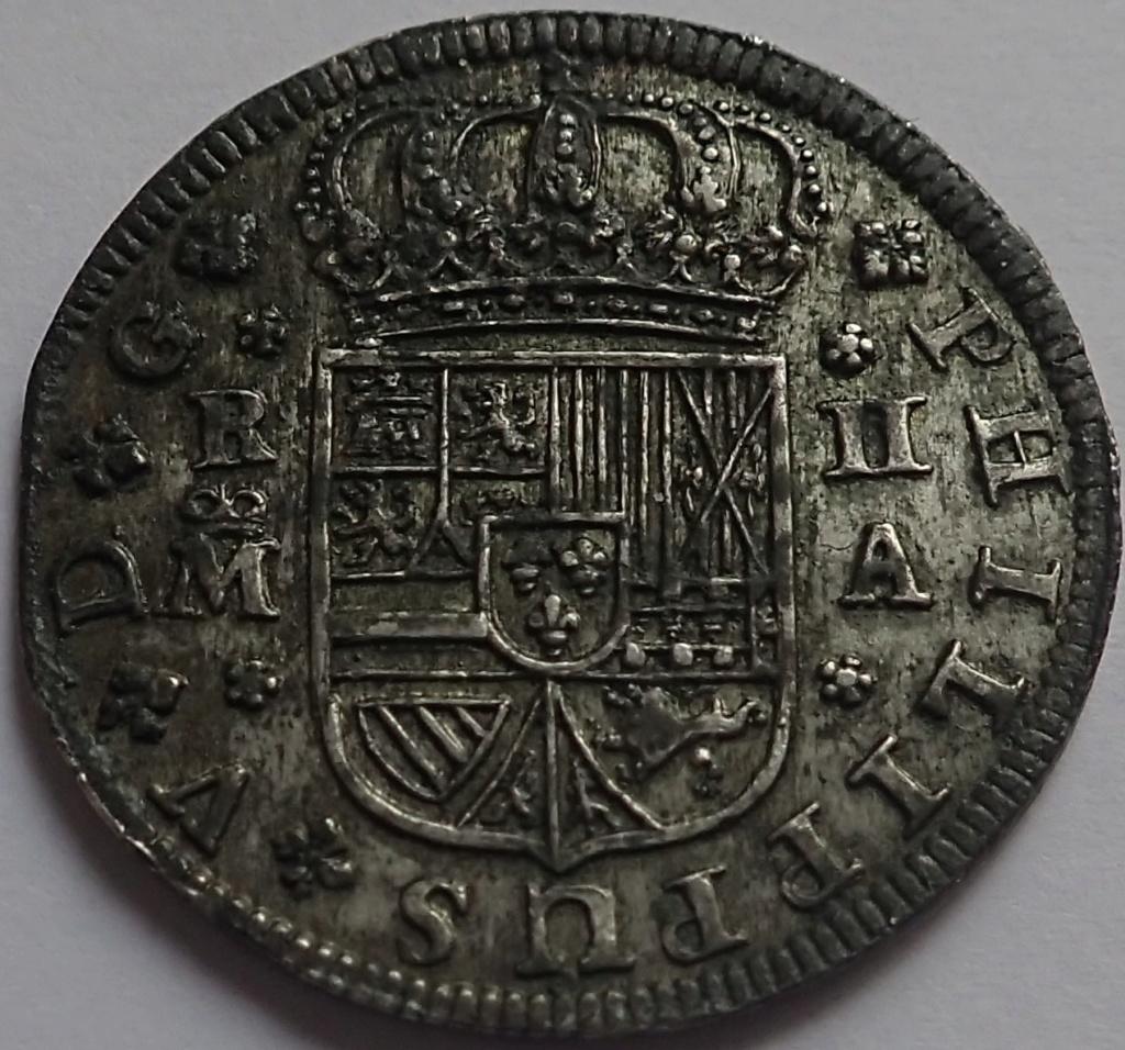 2 Reales 1721.felipe V. Madrid P1240310
