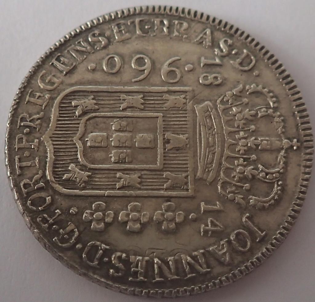 960 Reis 1814. Joao VI. Brasil. P2230014
