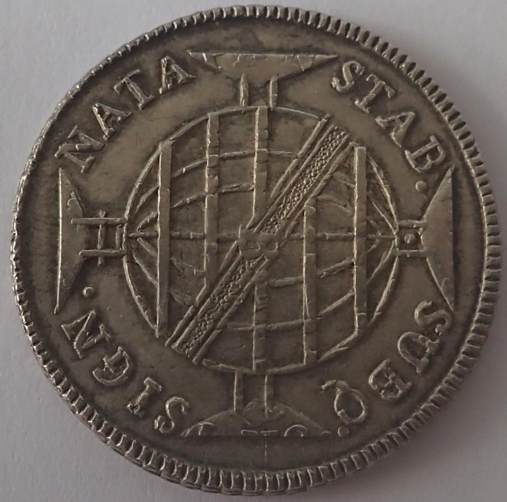960 Reis 1814. Joao VI. Brasil. P2230015